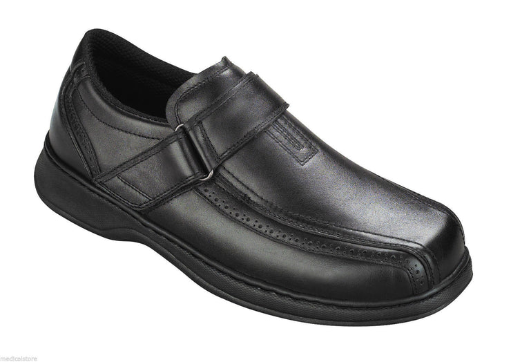 Lincoln Center - Orthofeet -  Dress Shoe - Oxford Buckle - Diabetic Shoe - 585