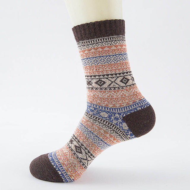 Thick Winter Wool Socks