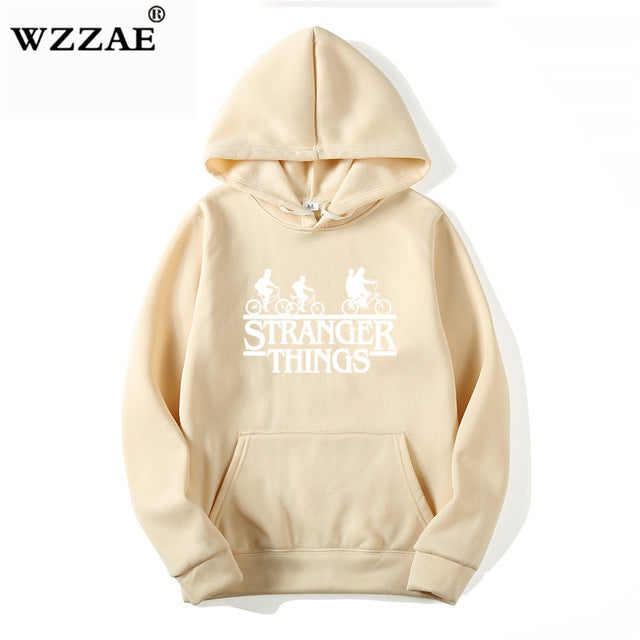 Stranger Things Hooded Men's Sweatshirt