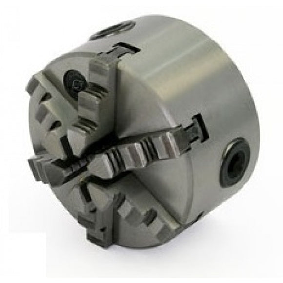 6-Jaw Self-Centering Lathe Chuck 6