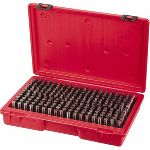 Pin Gage Set M5-, 0.751 to 0.832""