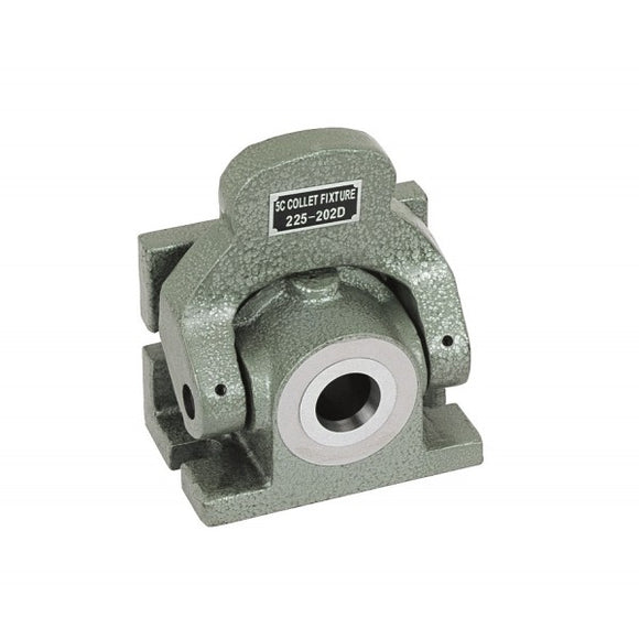 Heavy Duty H/V 5C Collet Fixture