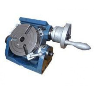 "4"" Precision Tilting Rotary Table, Part#TSK-100"