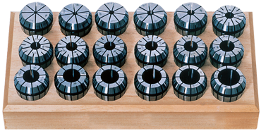 RAPIDHOLD 12 Pc. Collet Set - 1/8 to 13/16