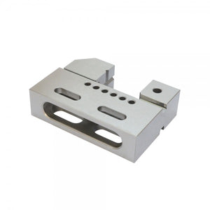 "4"" High Precision Stainless Wire Cut Vise, .0002"""