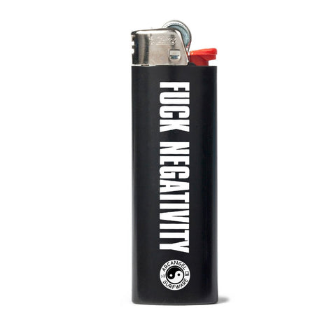 Arcangel Surfware Fuck Negativity Lighter (SRF-028)