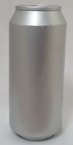 "Classic Silver Can 6.25"" Tap Handle (Item #110795B)"