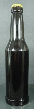"***SOLD OUT*** Classic Black Bottle 9.75"" Beer Tap Handle (Item #110356)"