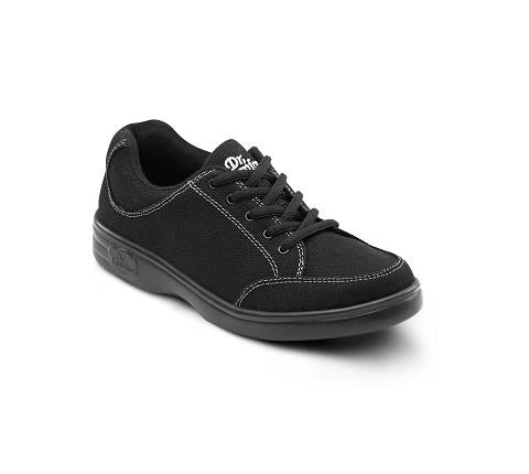 DR COMFORT-0210-BLACK-Riley Black