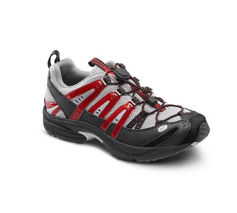 DR COMFORT-7670-RED-Performance Red