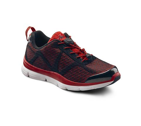 DR COMFORT-77770-RED-Jason Red