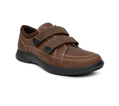 ANODYNE-M096:Brown-BROWN-Casual Sport-Velcro
