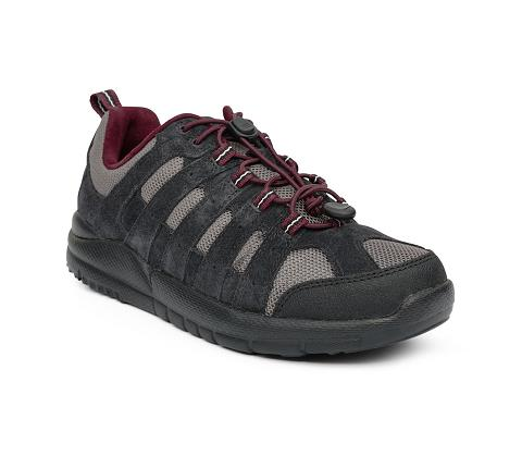 ANODYNE-W049:Grey-GREY-Trail Walker-Lace