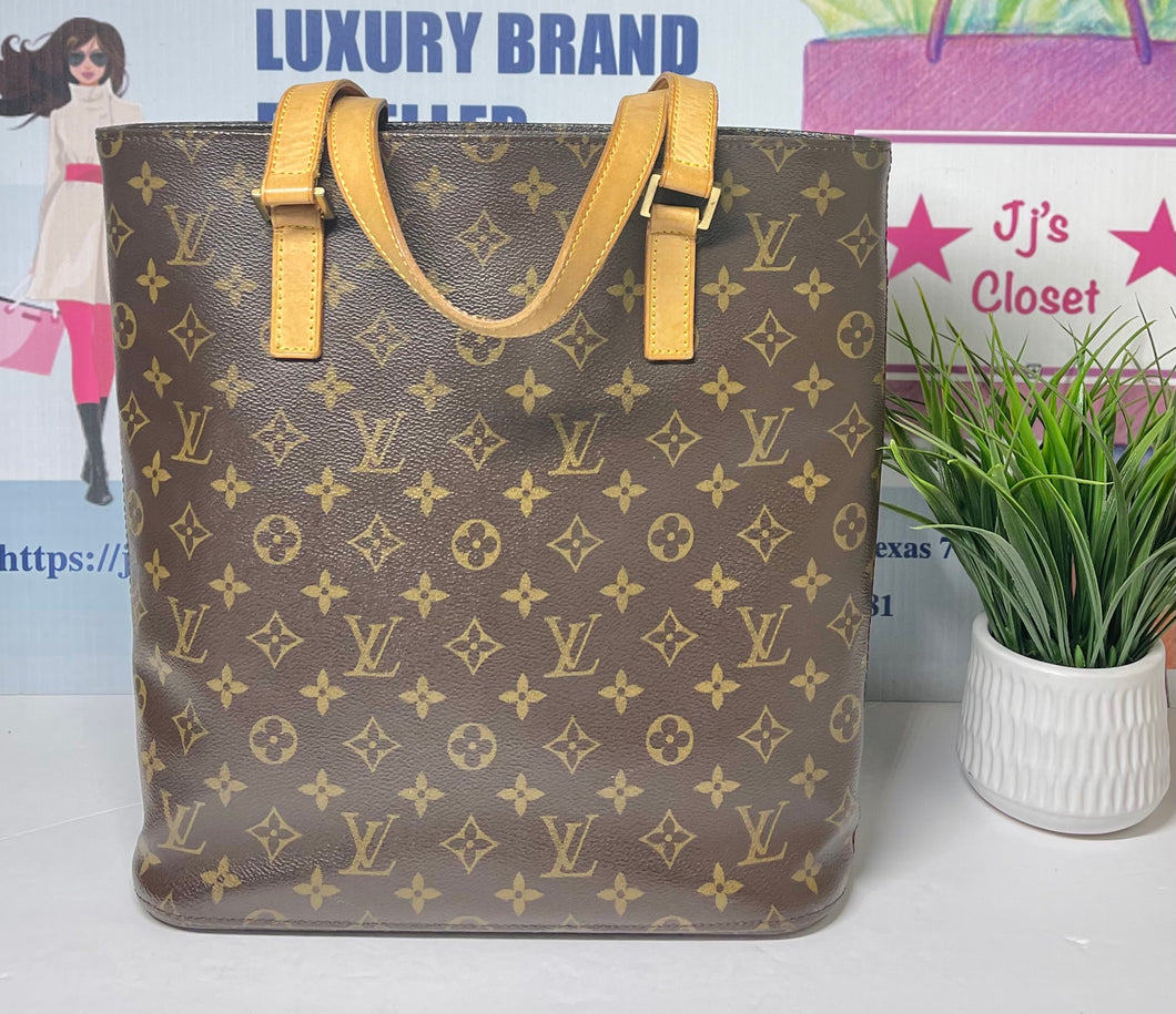 AUTHENTIC Louis Vuitton Vavin Monogram GM PREOWNED (WBA422)
