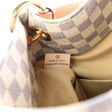 Load image into Gallery viewer, AUTHENTIC Louis Vuitton Artsy Damier Azur MM PREOWNED (WBA368)