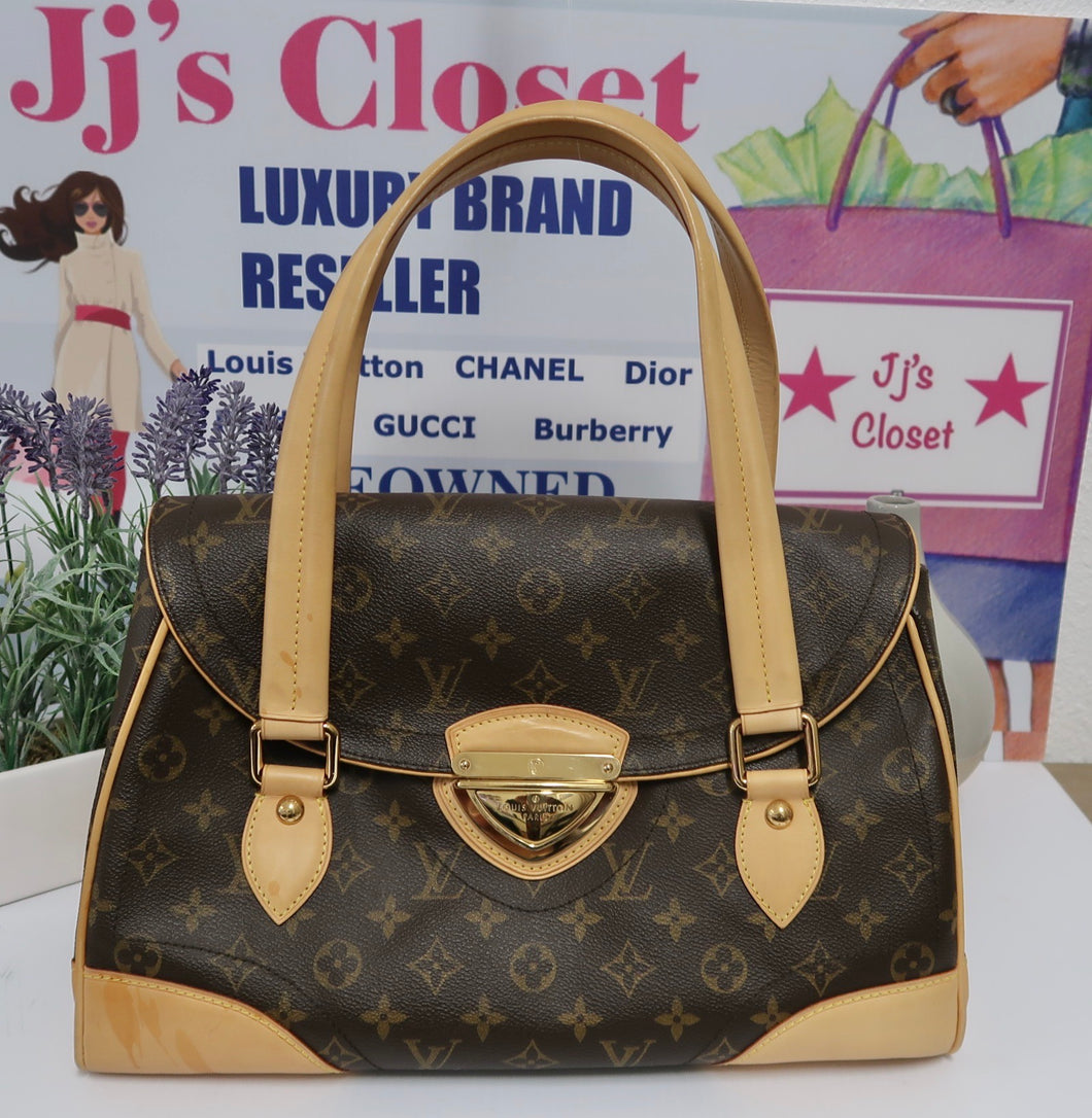 AUTHENTIC Louis Vuitton Beverly GM PREOWNED (WBA025)