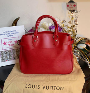AUTHENTIC Louis Vuitton Passy PM PREOWNED (WBA019)