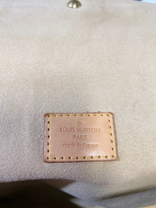 AUTHENTIC Louis Vuitton Hudson Monogram PM PREOWNED (WBA287)