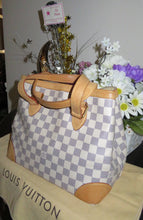 Load image into Gallery viewer, AUTHENTIC Louis Vuitton Hampstead Damie Azur PM Preowned