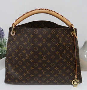 AUTHENTIC Louis Vuitton Monogram Artsy MM PREOWNED