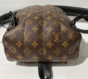 AUTHENTIC Louis Vuitton Palm Springs Monogram Backpack PM PREOWNED (WBA276)