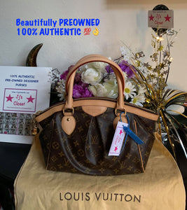 AUTHENTIC Louis Vuitton Tivoli PM PREOWNED