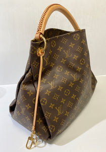 AUTHENTIC Louis Vuitton Monogram Artsy MM PREOWNED (WBA279)