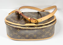 Load image into Gallery viewer, AUTHENTIC Louis Vuitton Menilmontant PM PREOWNED (WBA351)