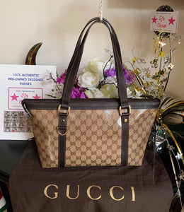 AUTHENTIC Gucci Abbey PREOWNED