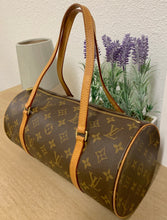 Load image into Gallery viewer, AUTHENTIC Louis Vuitton Papillon 30 Monogram Preowned