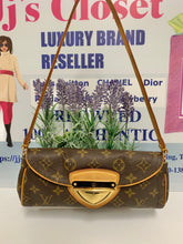 Load image into Gallery viewer, AUTHENTIC Louis Vuitton Beverly Clutch Monogram PREOWNED