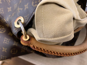 AUTHENTIC Louis Vuitton Monogram Artsy MM PREOWNED (WBA083)