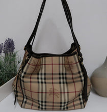 Load image into Gallery viewer, AUTHENTIC Burberry Bag PREOWNED (WBA059)
