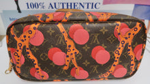 Load image into Gallery viewer, AUTHENTIC Limited Edition Louis Vuitton Neverfull Monogram Ramages MM PREOWNED (WBA190)