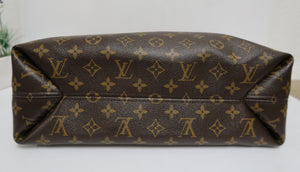 AUTHENTIC Louis Vuitton Sully Monogram MM PREOWNED (WBA202)