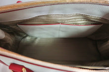 Load image into Gallery viewer, AUTHENTIC Prada Galleria Bi-color Saffiano PREOWNED (WBA120)