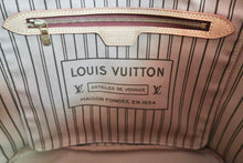 Load image into Gallery viewer, AUTHENTIC Louis Vuitton Neverfull Monogram MM PREOWNED (WBA204)