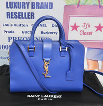 Load image into Gallery viewer, AUTHENTIC Yves Saint Laurent YSL Monogram Small Cabas PREOWNED (WBA039)