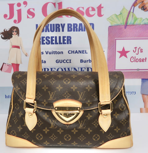 AUTHENTIC Louis Vuitton Beverly GM PREOWNED (WBA225)