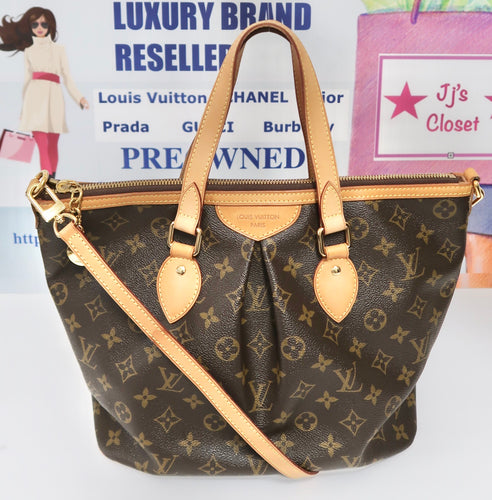 AUTHENTIC Louis Vuitton Palermo PM PREOWNED (WBA237)