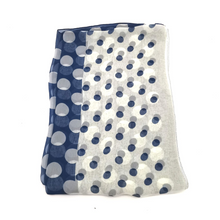 Load image into Gallery viewer, Silky scarf - Dotty spots