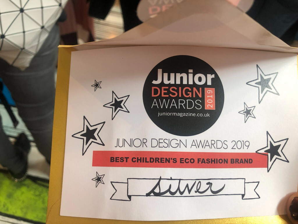 At The Junior Magazine Design Awards 2019