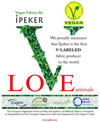 Ipeker Vegan Fabric producer