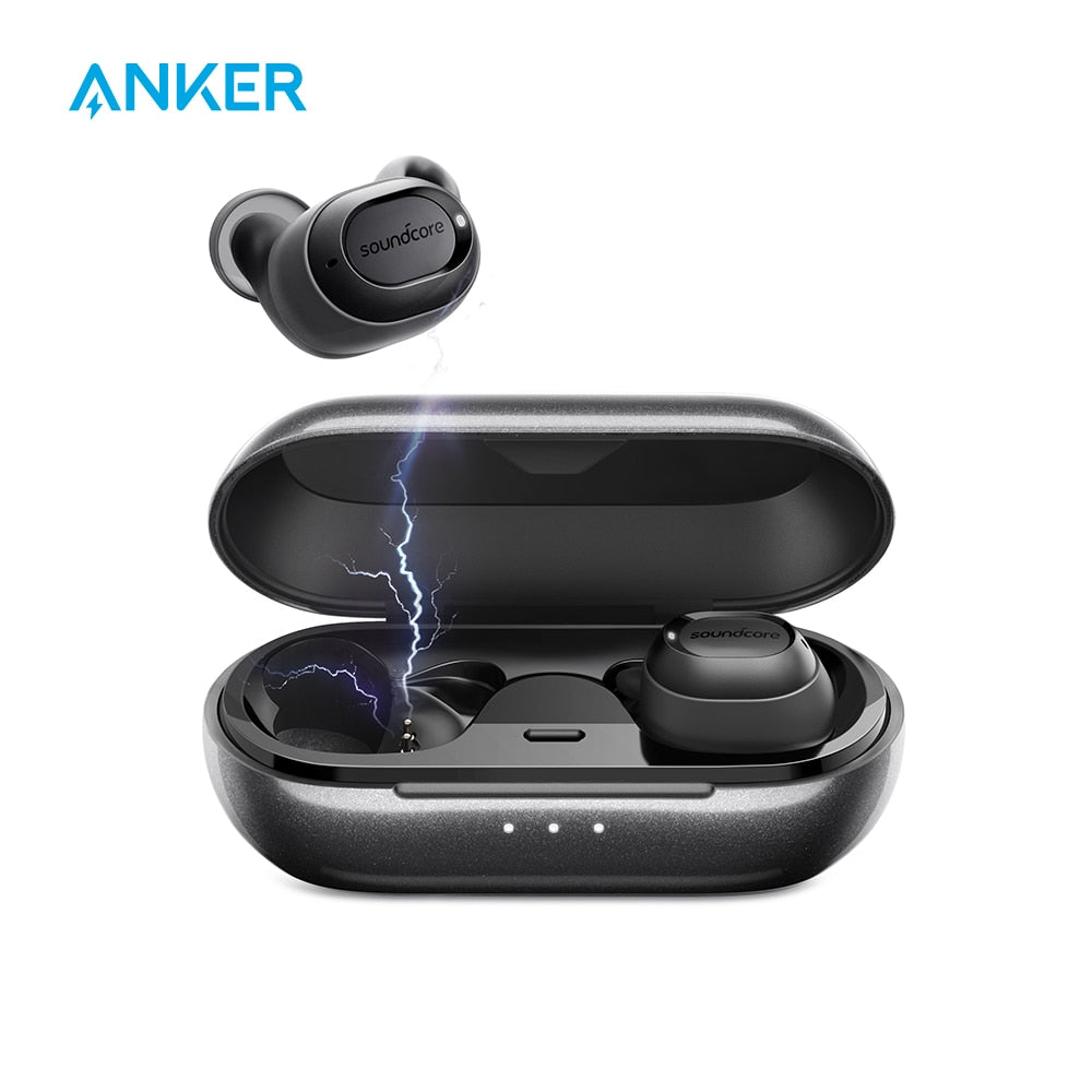 Anker Soundcore Liberty Lite True Wireless Earbuds Bluetooth 5.0  Sports Sweatproof Mini Bluetooth earphones with Built-in Mic
