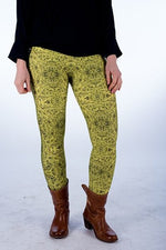 Usnea Lichen Leggings