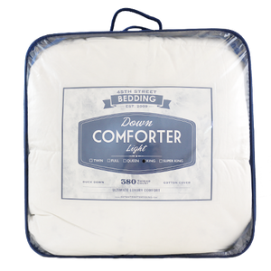 Down Light Comforter