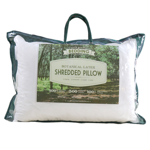 Shredded Latex Pillow