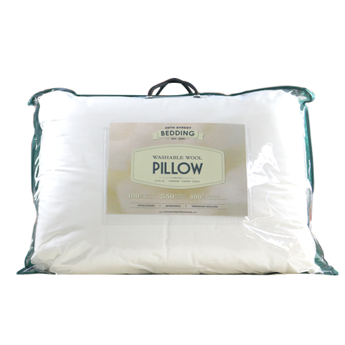 Washable Wool Pillow