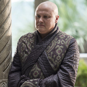 Lord Varys from Game of Thrones