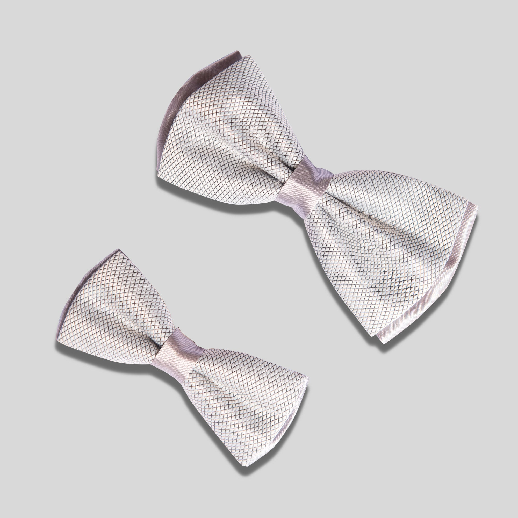 Father and Son Matching Bow Ties
